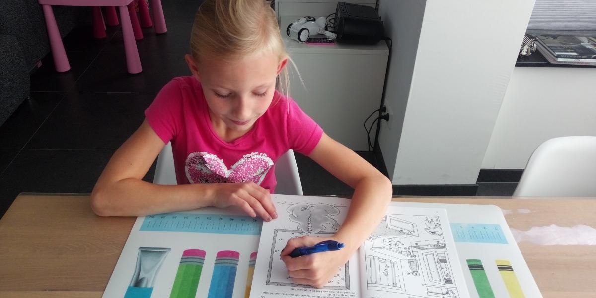Griezelige doeboeken voor kinderen