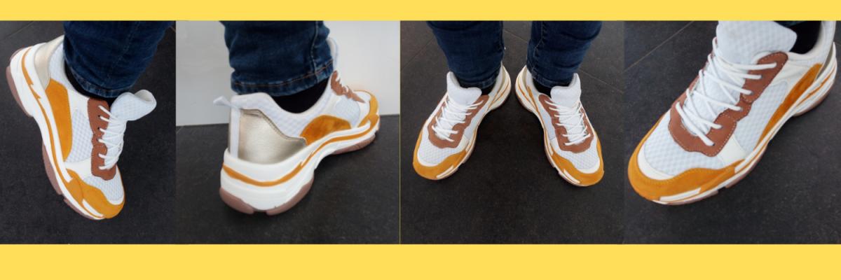 Dad sneakers van Bristol